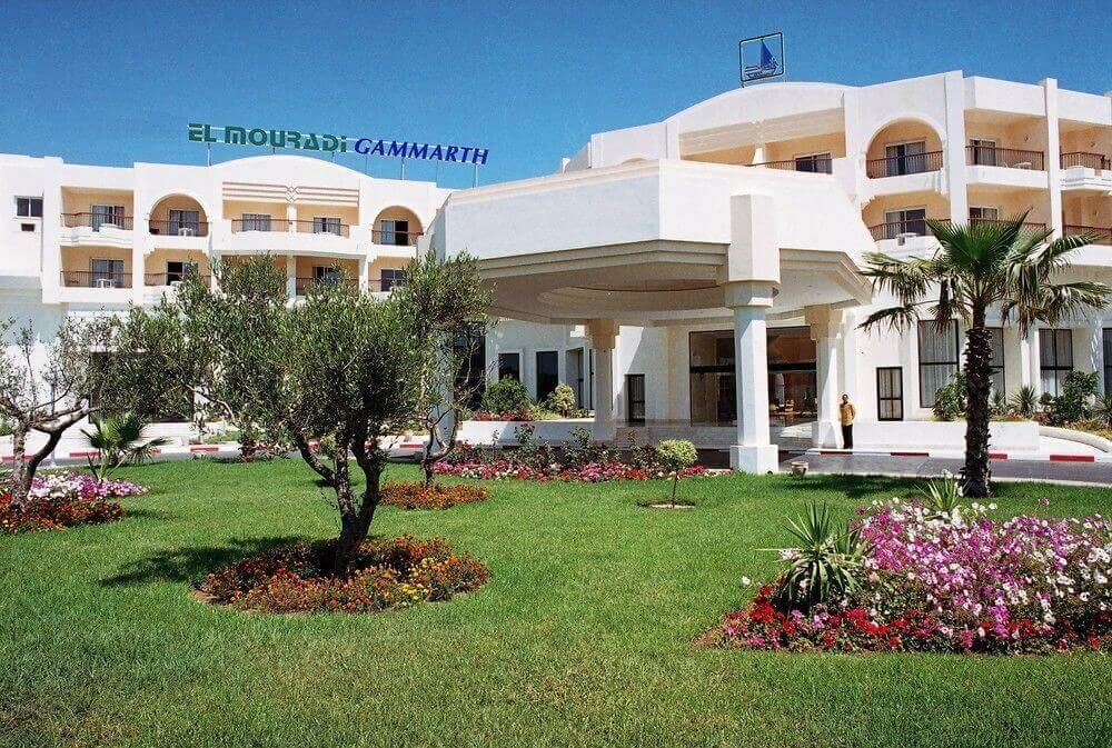 Hotel sejour medical- Hôtel El Mouradi Gammarth
