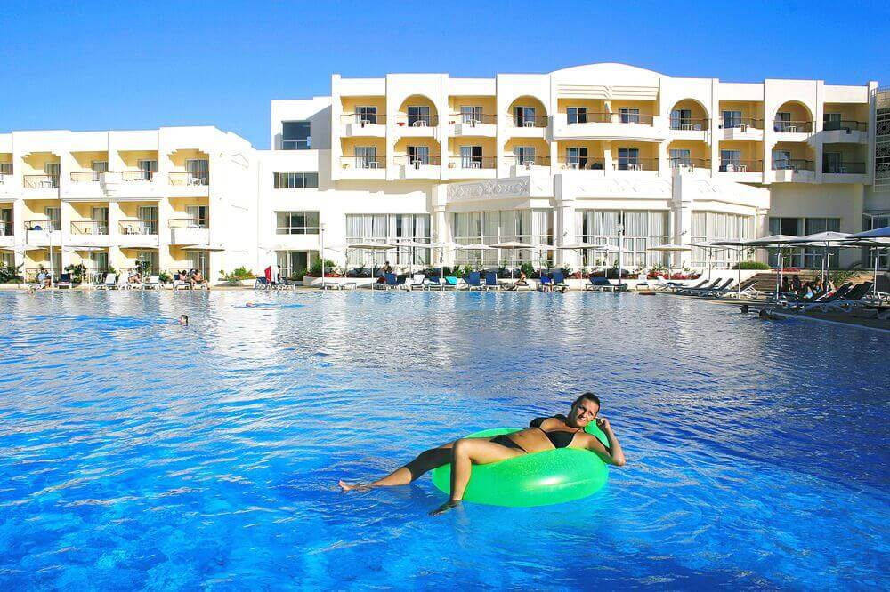 Hôtel de séjour médical Tunisie - Hôtel Elmouradi Gammarth