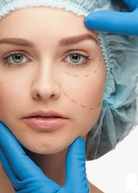 Lipofilling visage Tunisie - Injection de graisse visage